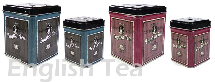 Dózy English Tea