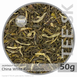 JAZMÍNOVÝ ČAJ China White King Jasmin (50g)