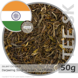 ZELENÝ ČAJ INDIA – Darjeeling Sungma Green Tea FTGFOP 1 (50g)