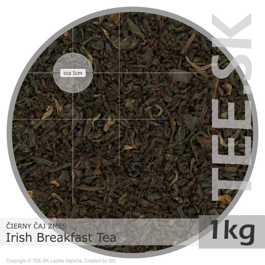 ČIERNY ČAJ ZMES Irish Breakfast Tea (1kg)