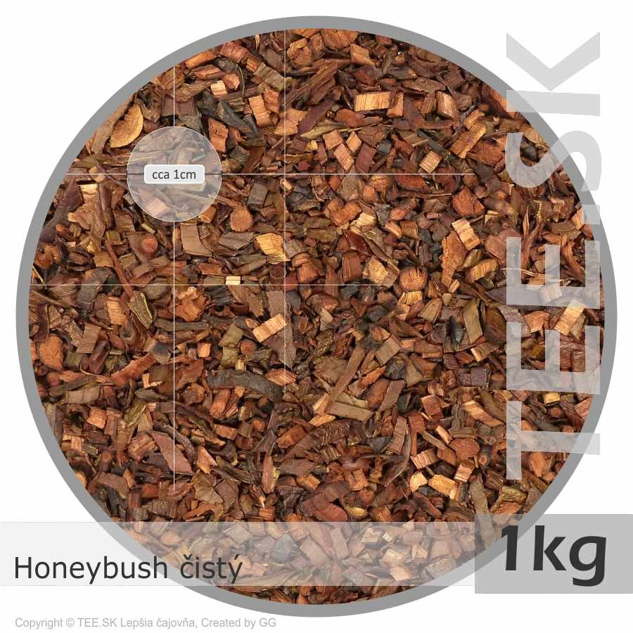 ČISTÝ HONEYBUSH (1kg)