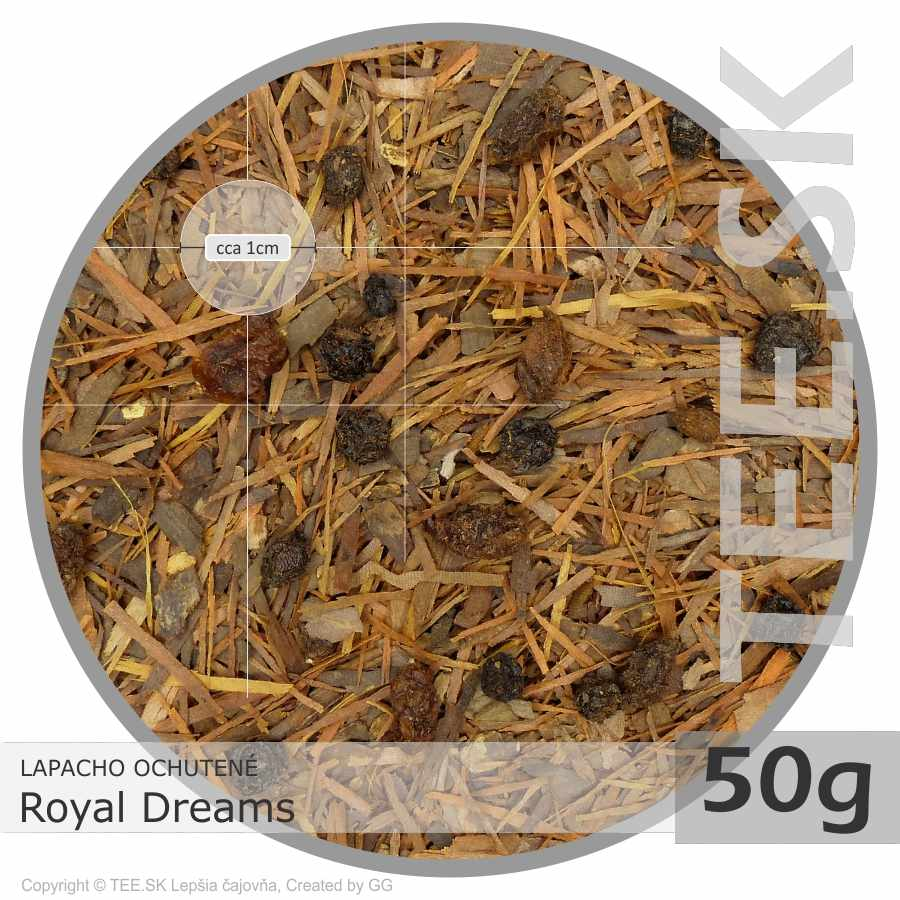 LAPACHO Royal Dreams (50g)
