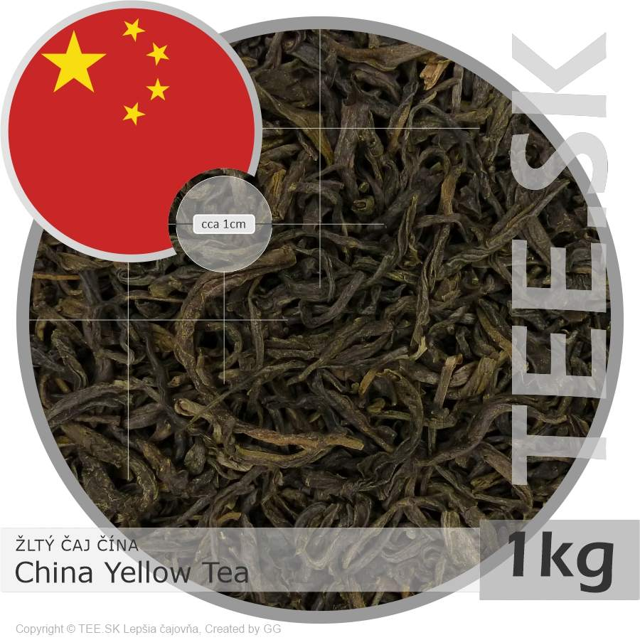 ŽLTÝ ČAJ China Yellow Tea (1kg)