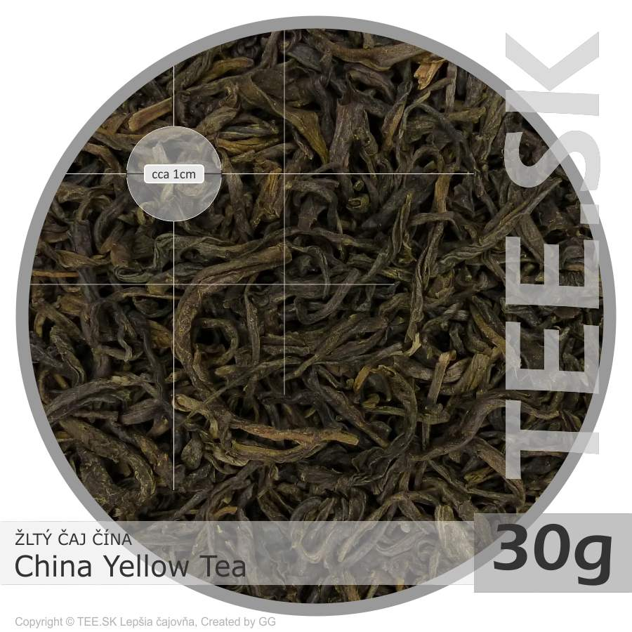 ŽLTÝ ČAJ China Yellow Tea (30g)