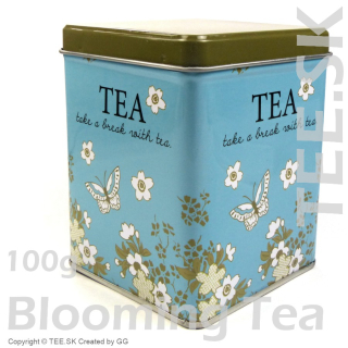 DÓZA Blooming Tea modrá 100g