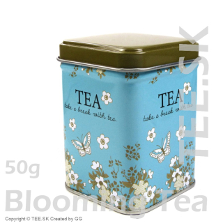 DÓZA Blooming Tea modrá 50g