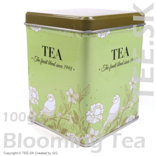 DÓZA Blooming Tea zelená 100g