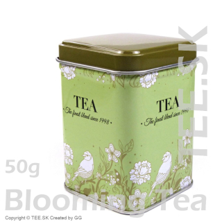 DÓZA Blooming Tea zelená 50g