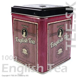 DÓZA English Tea červená 100g
