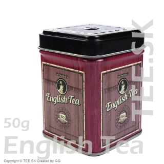 DÓZA English Tea červená 50g