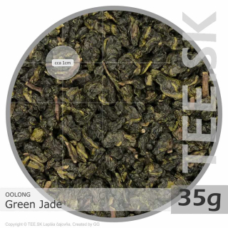 OOLONG Green Jade Tea (35g)
