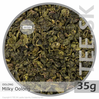 OOLONG Milky Oolong (35g)