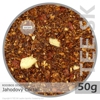 ROOIBOS Jahodový Coctail (50g)